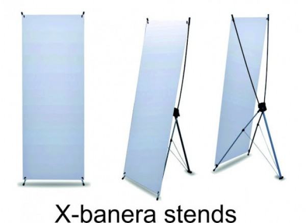 X-stand/Roll-up