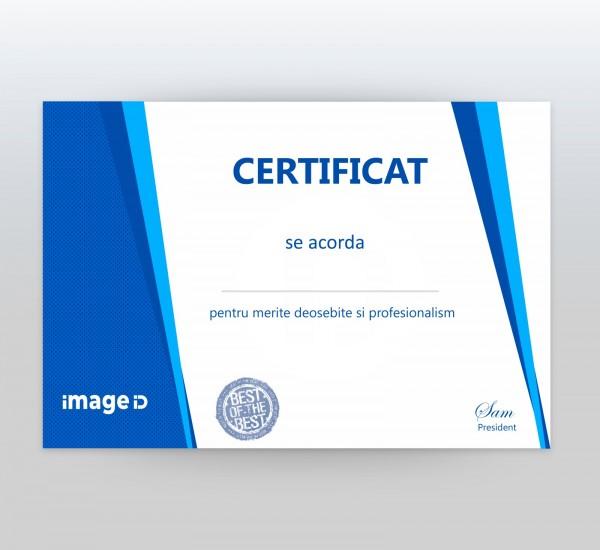 Diploma A4