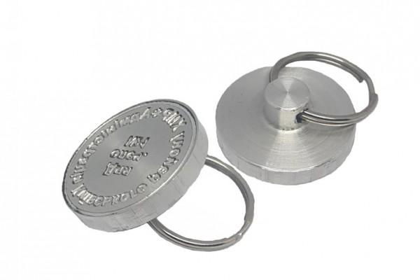 Sigiliu din aluminiu pentru sigilarea ușilor și safeurilor
